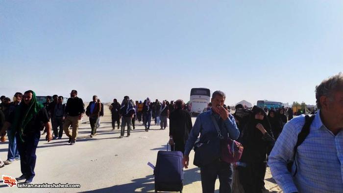 ورودی مرز عراق